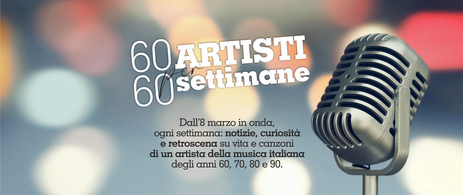 60artisti60settimane_promo